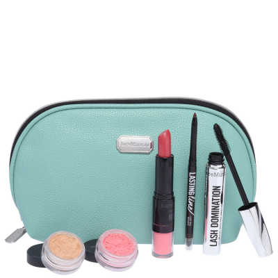 bareMinerals 4 Looks to Luxe Kit (5 Produtos)