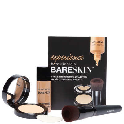 bareMinerals BareSkin Experience Bare Beige Kit (3 Produtos)