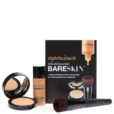 bareMinerals BareSkin Experience Bare Tan 13 Kit (3 Produtos)