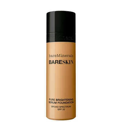bareMinerals bareSkin Pure Brightening Serum Foundation SPF 20 Bare Tan - Base Líquida 30ml