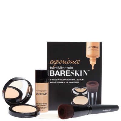 bareMinerals BareSkin Experience Bare Natural 7 Kit (3 Produtos)