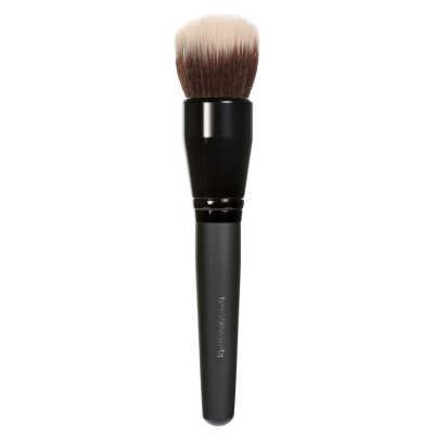 bareMinerals Smoothing Face Brush - Pincel Duo Fiber