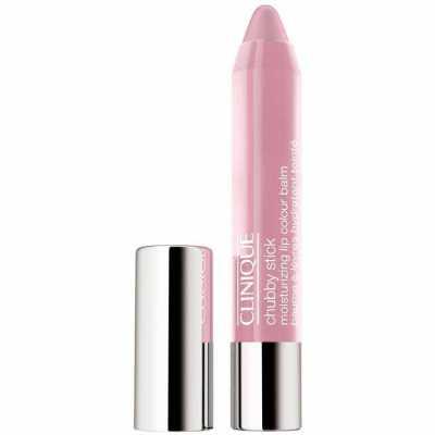 Clinique Chubby Stick Moisturizing Lip Colour Balm Voluptuous Violet - Batom 3g