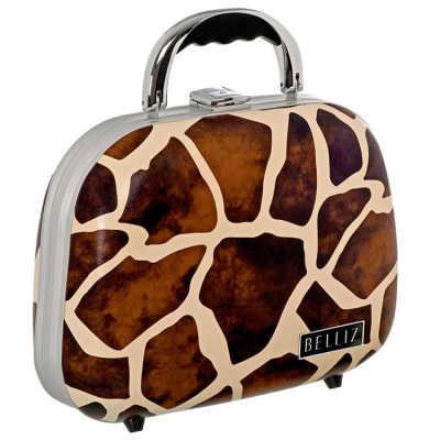 Belliz Eva Grande - Maleta Estampa Girafa
