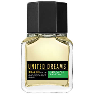 Benetton Dream Big Man Perfume Masculino - Eau de Toilette 60ml