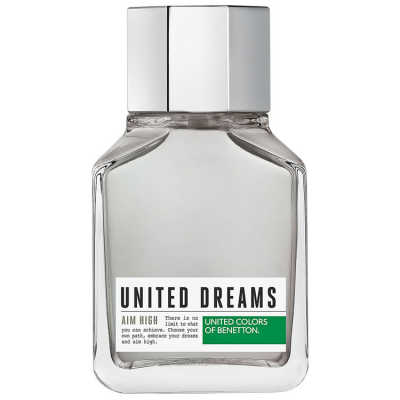 Benetton Perfume Masculino United Dreams Aim High - Eau de Toilette 100ml