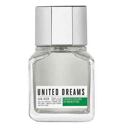 Benetton Perfume Masculino United Dreams Aim High - Eau de Toilette 60ml