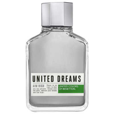 Benetton United Dreams Aim High Perfume Masculino - Eau de Toilette 200ml
