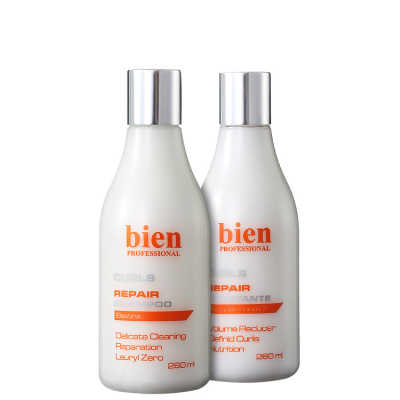 Bien Professional Curls Repair Duo Kit (2 Produtos)