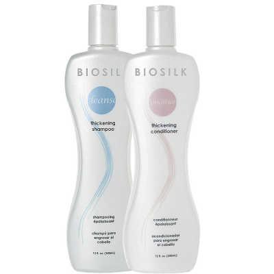Biosilk Thickening Duo Kit (2 Produtos)