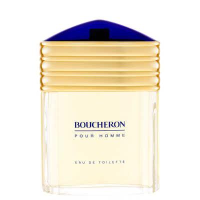 Boucheron Pour Homme Perfume Masculino - Eau de Toilette 50ml