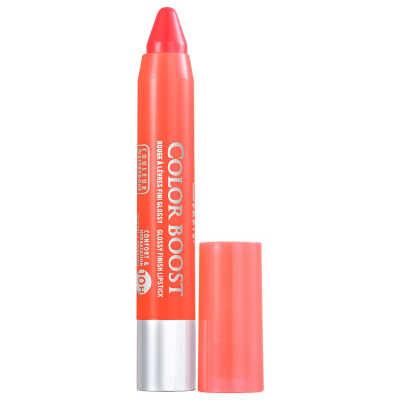 Bourjois Color Boost Lip Crayon 03 Orange Punch - Batom 2,75g