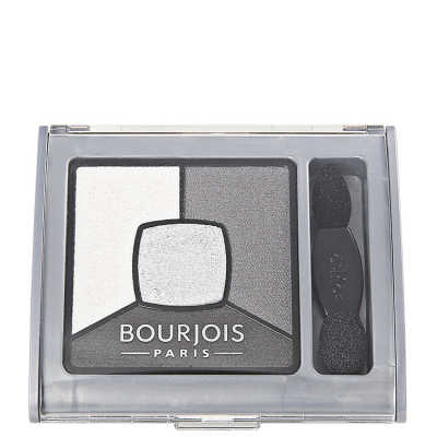 Bourjois Smoky Stories 01 Grey Night - Quarteto de Sombras 3,2g