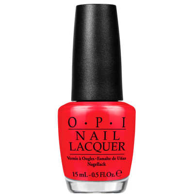 OPI Brazil Collection Red Hot Rio - Esmalte 15ml