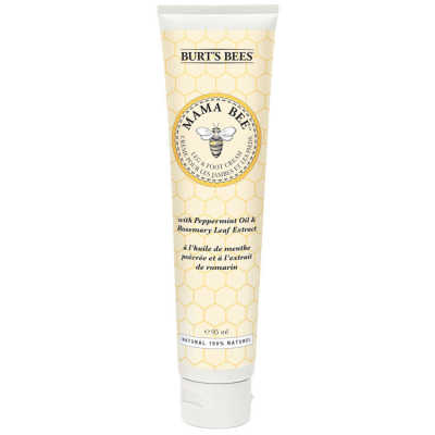Burt's Bees Mama Bee Leg and Foot Cream - Creme de Pernas e Pés 132g