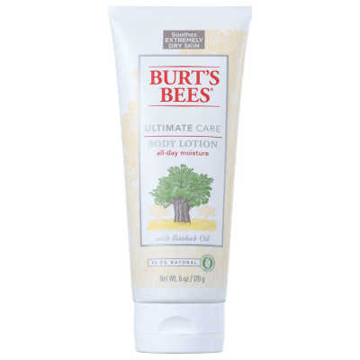Burt's Bees Ultimate Care Body Lotion - Loção Corporal 170g