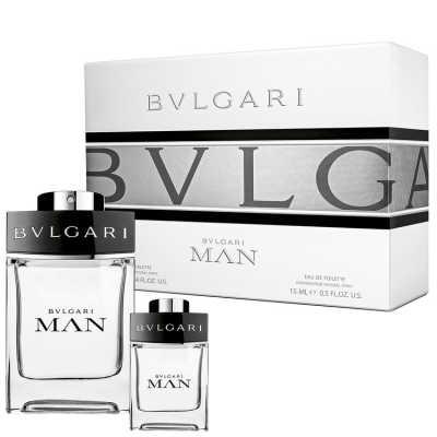Bvlgari Conjunto Masculino Bvlgari Man - Eau de Toilette 100ml + Eau de Toilette 15ml