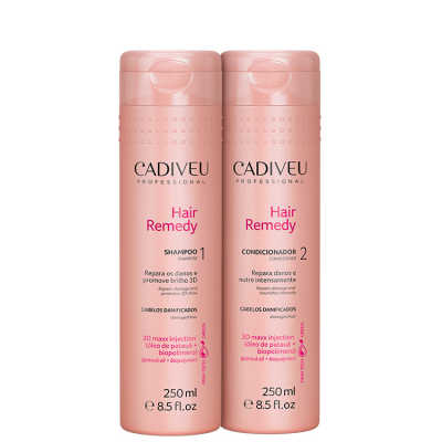 Cadiveu Professional Hair Remedy Duo Kit (2 Produtos)