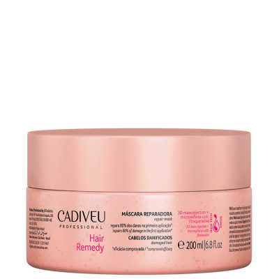 Cadiveu Professional Hair Remedy Reparadora - Máscara 200ml