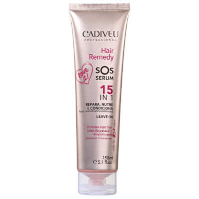 Cadiveu Professional Hair Remedy SOS Serum 15 em 1 - Leave-in  150ml