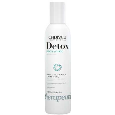 Cadiveu Professional Detox Suco Verde - Tônico 220ml