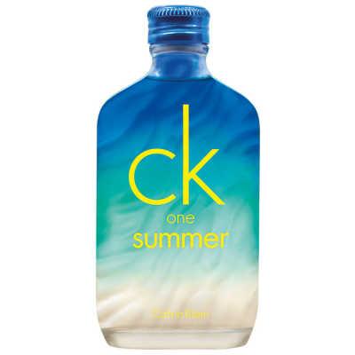 Calvin Klein CK One Summer Perfume Unissex - Eau de Toilette 100ml