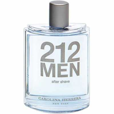 Carolina Herrera 212 Men After Shave Masculino - Pós-Barba 100ml