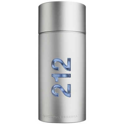 Carolina Herrera 212 Men - Eau de Toilette 100ml
