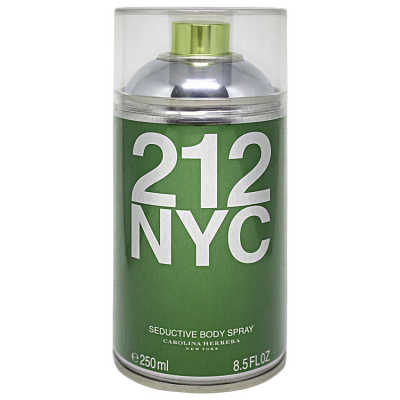 Carolina Herrera 212 NYC Seductive - Body Spray Feminino 250ml