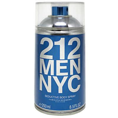 Carolina Herrera 212 NYC Seductive - Body Spray Masculino 250ml
