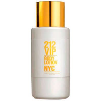Carolina Herrera 212 Vip Body Lotion Nyc Feminino - Loção Corporal 200ml