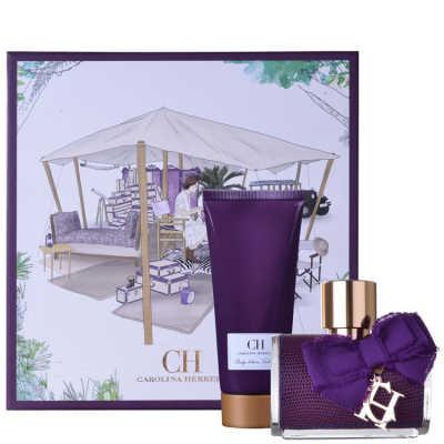Carolina Herrera Conjunto Feminino CH Sublime - Eau De Parfum 80ml + Loção Corporal 100ml