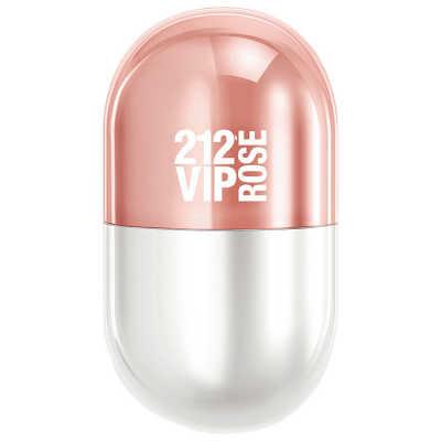 Carolina Herrera Perfume Feminino 212 VIP Rosé Pills - Eau de Parfum 20ml