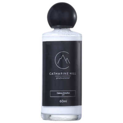 Catharine Hill Cabelos Grisalhos Branco - Tonalizante 60g