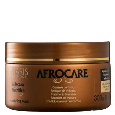 Charis Afrocare Nutritiva - Máscara de Tratamento 300g