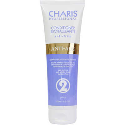 Charis Anti Age Condicionador Revitalizante - Condicionador 250ml