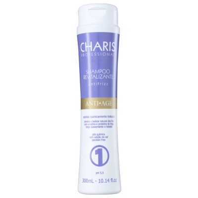 Charis Anti Age Shampoo Revitalizante - Shampoo 300ml