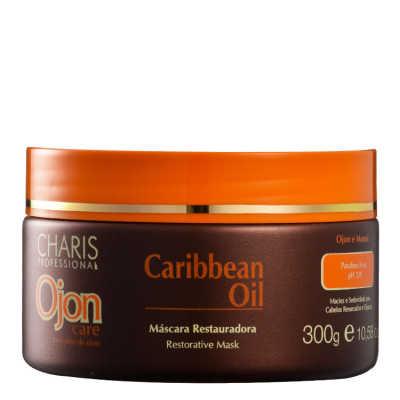 Charis Ojon Care Caribbean Oil Restauradora - Máscara de Tratamento 300g