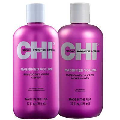 CHI Magnified Volume Duo Kit (2 Produtos)