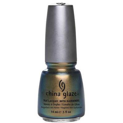 China Glaze Bohemian Rare and Radiant - Esmalte 14ml