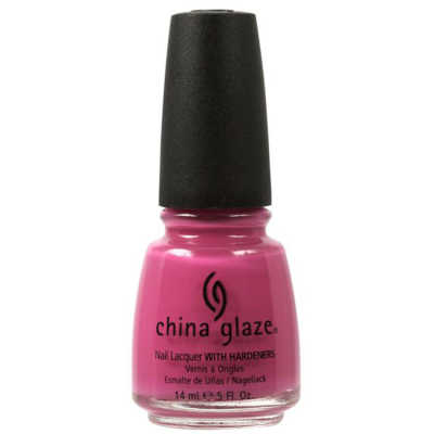 China Glaze Ich & Famous - Esmalte 14ml