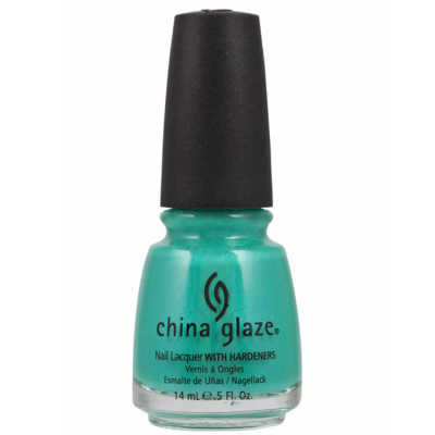 China Glaze Turned Up Turquoise - Esmalte 14ml