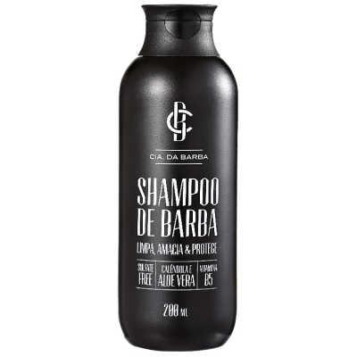 Cia da Barba - Shampoo de Barba 200ml