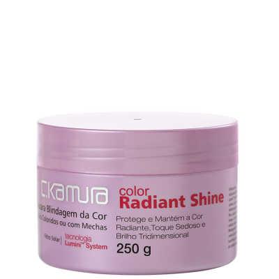 C.Kamura Color Radiant Shine - Máscara de Tratamento 250g