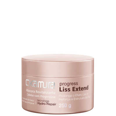 C.Kamura Progress Liss Extend - Máscara de Tratamento 250g