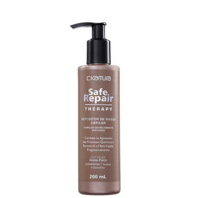 C.Kamura Safe Repair Therapy - Repositor de Massa Capilar 200ml