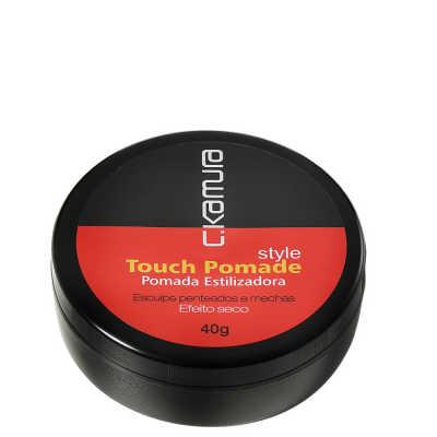 C.Kamura Style Touch Pomade - Pomada 40g