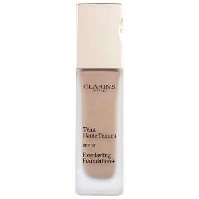 Clarins Everlasting Foundation SPF 15 109 Wheat - Base Líquida 30ml