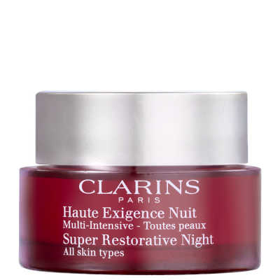 Clarins Super Restorative Night - Creme Anti-idade Noturno 50ml