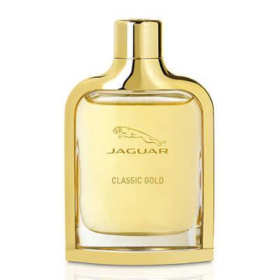 Jaguar Classic Gold Eau de Toilette - Perfume Masculino 100ml